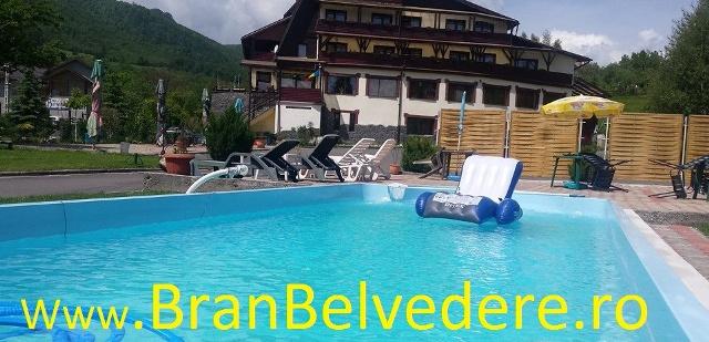 Piscina Bran Belvedere