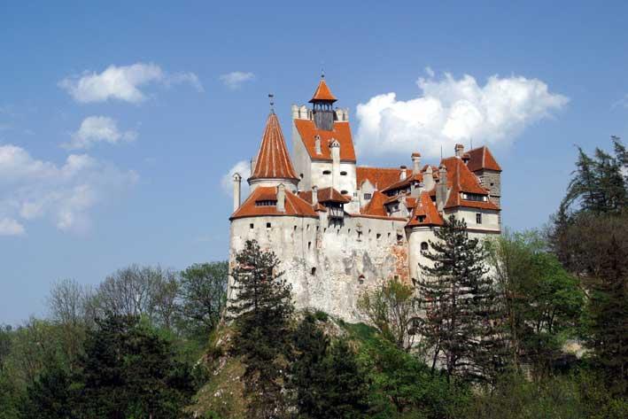 Castelo do Drácula, na Transilvânia, lenda e história,