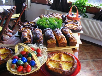 meniu Paste la munte in Transilvania, Hotel Bran Belvedere 4* Romania
